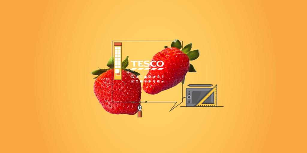 Design – Tesco