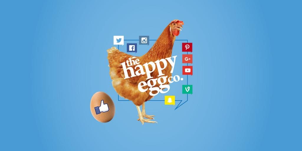 Social Media – The Happy Egg Co.