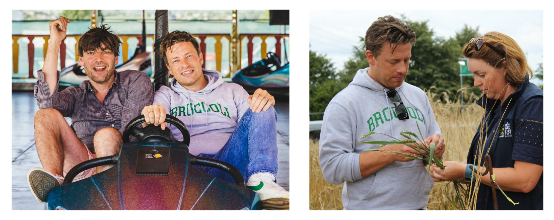 The Big Feastival - Jamie Oliver